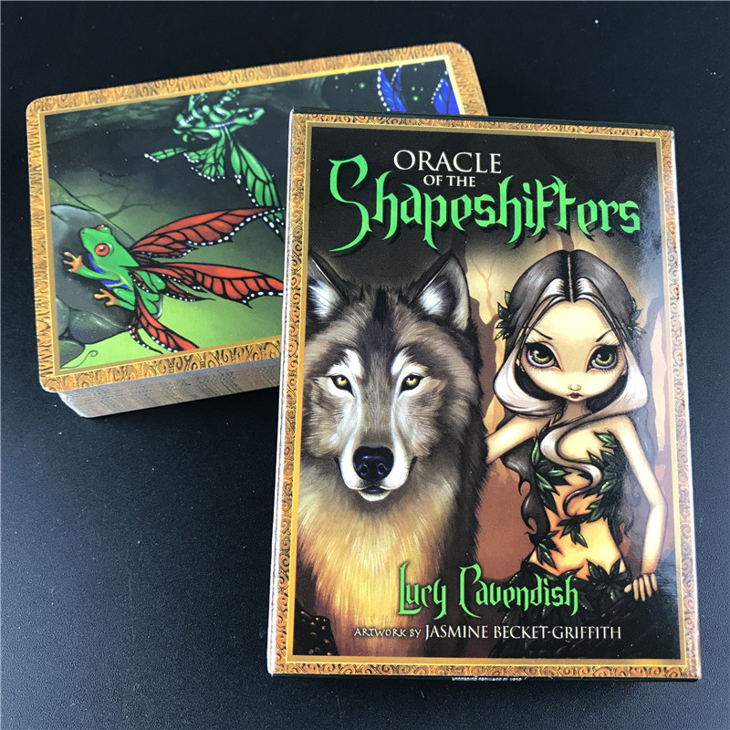 Συλλογή από κάρτες μαντείας oracle msow