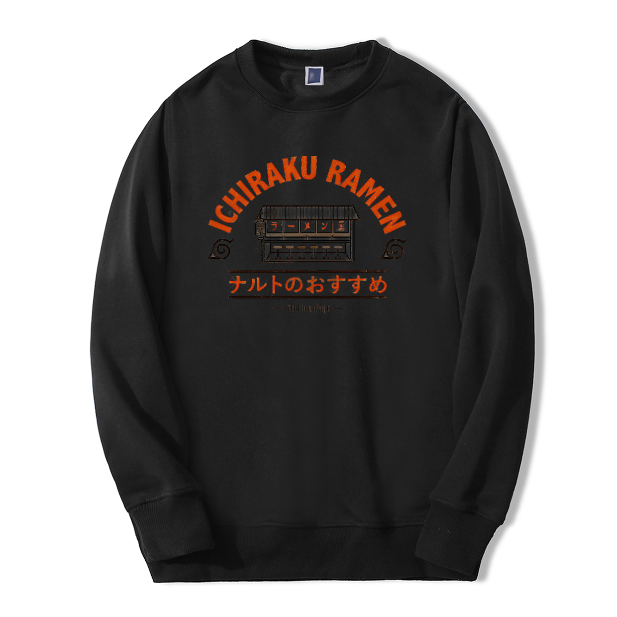 Sweatshirt Naruto Ichiraku Ramen Japan Anime 2019 Spring Winter Men Hoodie Streetwear Fleece Tracksuit Casual Fashion Sportswear