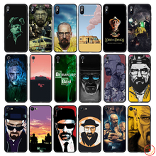 Heisenberg Breaking Bad Soft Silicone Phone Case for