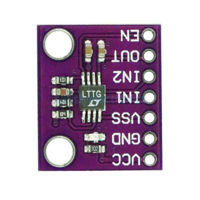 CJMCU 6668 LTC1966 Accurate Micropower Delta Sigma RMS to DC Converter Breakout Board Module