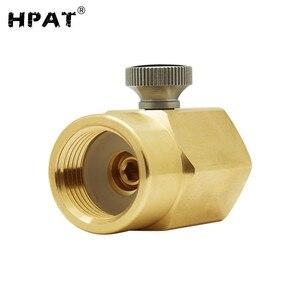 Image 4 - HPAT الصودا تألق المياه الصودا اسطوانة تيار محطة إعادة تعبئة محول مع صمام تنزف
