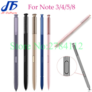 Image 1 - 10pcs/lot New For Samsung Galaxy Note 8 9 / 5 1 2 3 4 Note5 N920 N920F Note8 N950 N950F N950U Active Stylus Touch Screen S Pen