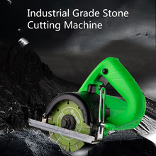 Chainsaw Stone Cutting Machine Ceramic Tile Home Multifunction Marble Machine Slotting Machine Electric Cut Woodworking Saw Tool