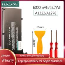 Ferising A1322 Laptop Batterij Voor Apple Macbook Pro 13 \