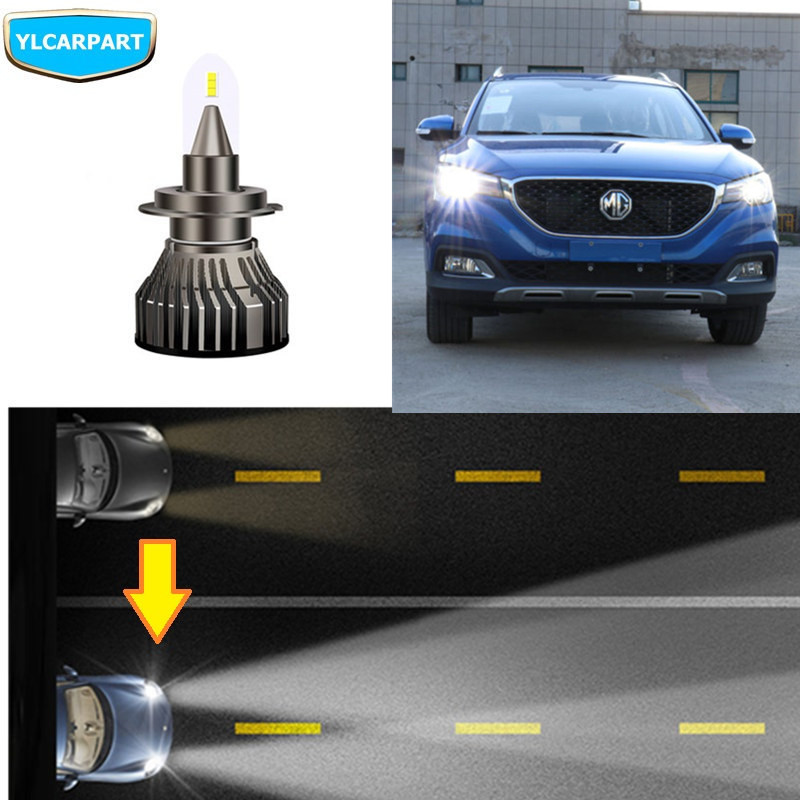 For MG ZS EZS Car headlight LED bulb|Car Headlight Bulbs(LED)| |  - title=