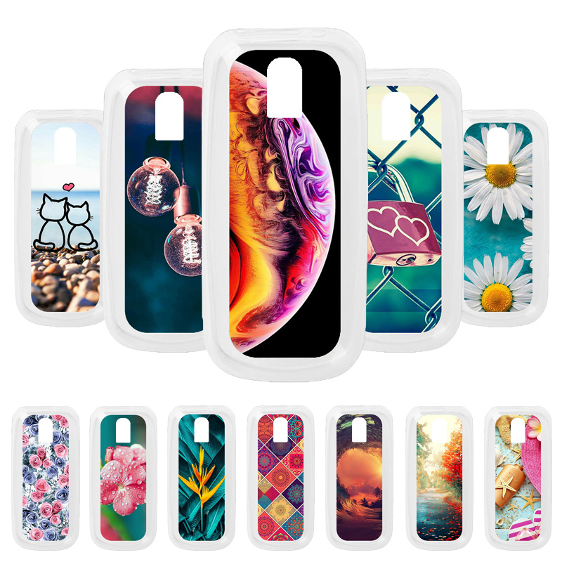 Soft Silicone Case For Nokia <font><b>105</b></font> 2017 Case Cover For Nokia 7.2 6.2 3 3.1 6 <font><b>2018</b></font> 8 9 7 7.1 Plus C1 5 Phone Bumper Coque Shell image