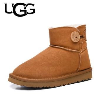 2020 New UGG Boots 3352 Ugged Women Boots Shoes Warm Winter Women's  Boots Sheepskin Uggings Australia Original UGG Boots