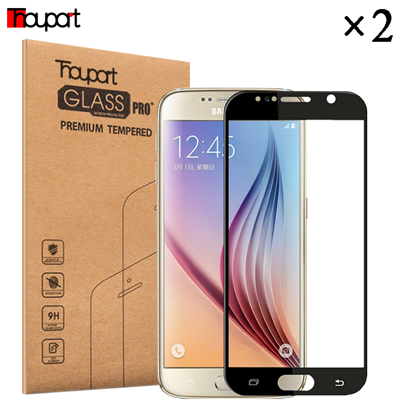 Thouport Full Cover <font><b>Glass</b></font> For <font><b>Samsung</b></font> S7 G930F Tempered <font><b>Glass</b></font> For <font><b>Samsung</b></font> Galaxy S7 Screen Protector Protective Film 9H HD S <font><b>7</b></font> image