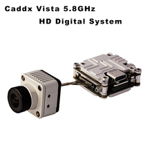 Caddx vista 5.8 ghz hd sistema digital fpv transmissor vtx 150 graus câmera 1080 p fpv óculos para cinewhoop rc zangão