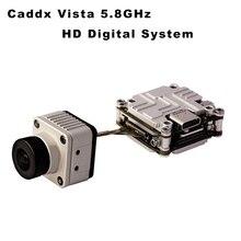 Caddx vista 5.8 hd デジタルシステム fpv トランスミッタ vtx 150 度カメラ 1080 p fpv ゴーグルため cinewhoop rc ドローン