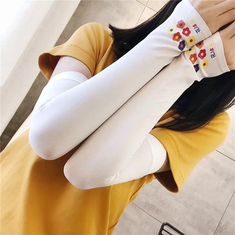 Ice Silk Cuff Anti-mosquito Female Hand Sleeve Armband Cuff Arm Ice Silk Ice Sleeve Gloves Driving Artifact