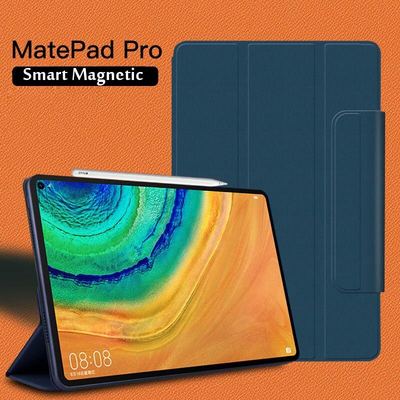 Для Huawei Matepad Pro 10,8 чехол MRX-W09 MRX-W59 MRX-AL09 с карандаш держатель безопасный Магнетическое умное покрытие
