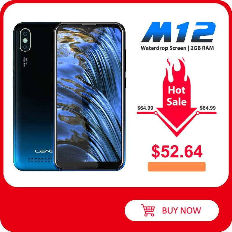 LEAGOO M12 Mobile Phone 5.7