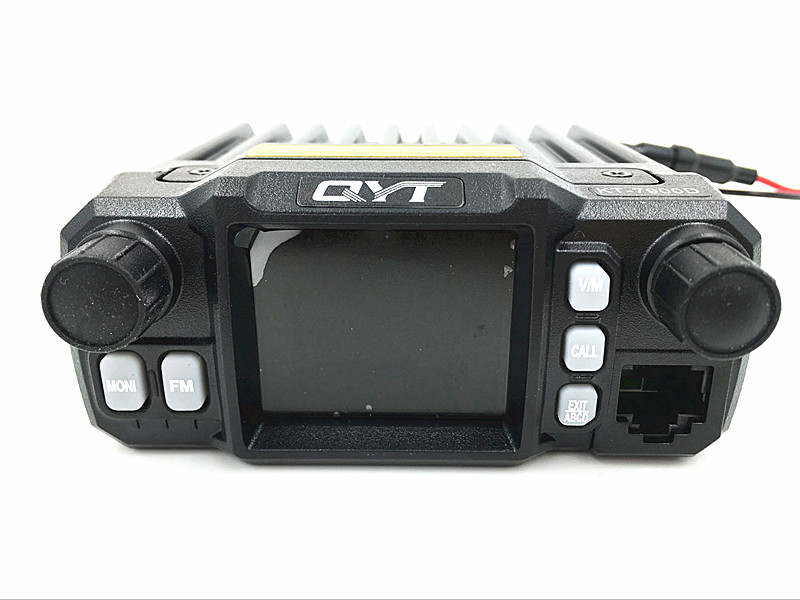 Image 4 - QYT KT 7900D 25W Quad band Mobile Radio transceiver 144/220/350/440MHZ 25W Ham Car Mobile Radio-in Walkie Talkie from Cellphones & Telecommunications