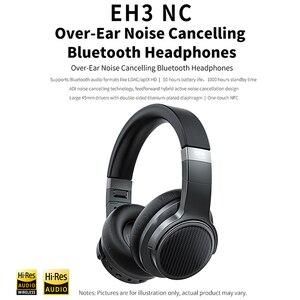 Image 2 - FiiO EH3 NC EH3NC auriculares por Bluetooth 5,0 con cancelación de ruido, soporte LDAC/aptX HD/One touch NFC/50hr duración de la batería