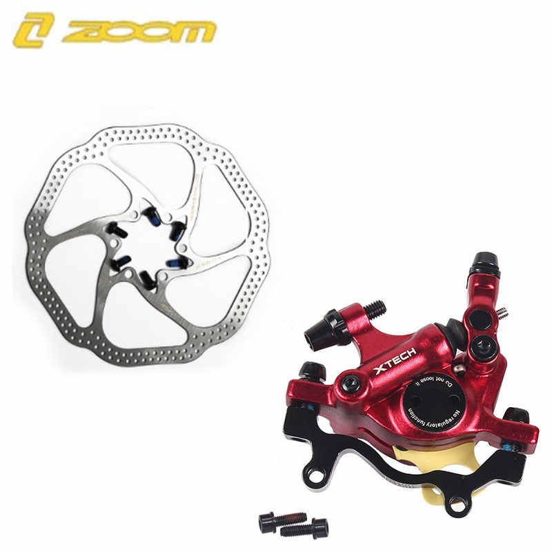 New MTB Road Bikes Line Pulling Hydraulic Disc Brakes Calipers Front/&Rear HB100