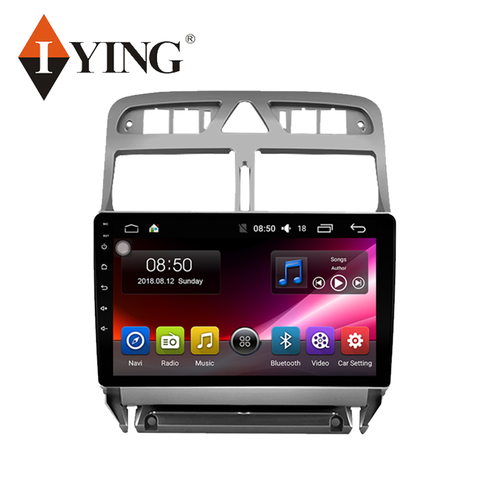 IYING <font><b>2din</b></font> Android 9 Car <font><b>Radio</b></font> multimedia player <font><b>for</b></font> <font><b>Peugeot</b></font> <font><b>307</b></font> 307CC 307SW 2002-2013 car <font><b>radio</b></font> GPS navigation 4G WIFI 8core image