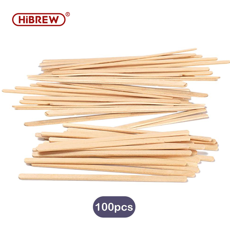 HiBREW Coffee Stirrer,wood Stirrer