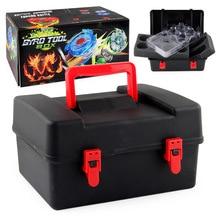 Toys Gyro Beyblades Burst Battle Storage-Box Toolbox-Assembly Spinner Launcher Children