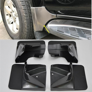 Image 1 - For Toyota Land Cruiser Prado FJ120 2003 2004 2005 2006 2007 2008 2009  Mud Flaps Mudguard Fenders Splash Guards 4pcs