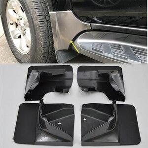 Image 1 - Garde boue 4 pièces, garde boue pour Toyota, Land Cruiser Prado FJ120 2003 2004 2005 2006 2007 2008 2009 garde boue