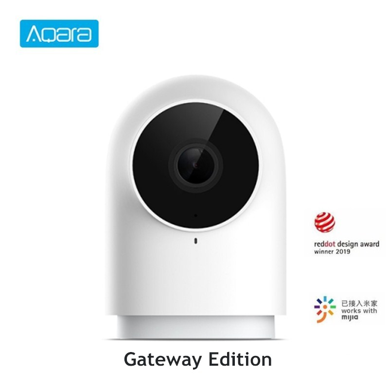 Aqara 1080P Network G2 Camera Gateway Edition Intelligent IP Camera Zigbee Linkage AI Function APP Control Smart Home Device