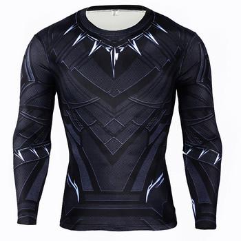 Nowa odzież MMA koszulka kompresji tanie Rashguard dla mężczyzn Bjj Muay Thai T shirt z długim rękawem walki sztuk walki tanie i dobre opinie Twill CN (pochodzenie) Odporna na mechacenie oddychająca Skompresowany MMA Rashguard Koszulki Pełne POLIESTER spandex