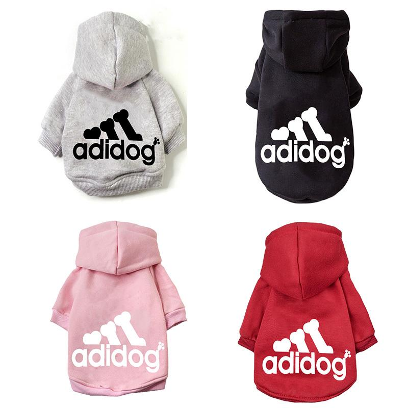 Fashion <font><b>Dog</b></font> Hoodie Winter <font><b>Pet</b></font> <font><b>Dog</b></font> Clothes For <font><b>Dogs</b></font> Coat Jacket Cotton Ropa Perro French Bulldog <font><b>Clothing</b></font> For <font><b>Dogs</b></font> <font><b>Pets</b></font> <font><b>Clothing</b></font> image