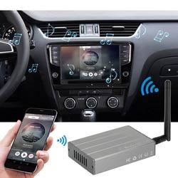 Автомобильный HD Wifi TV Stick Miracast DLNA Airplay CVBS Автомобильный мультимедийный дисплей Dongle Mirror Box для IOS Andriod C1