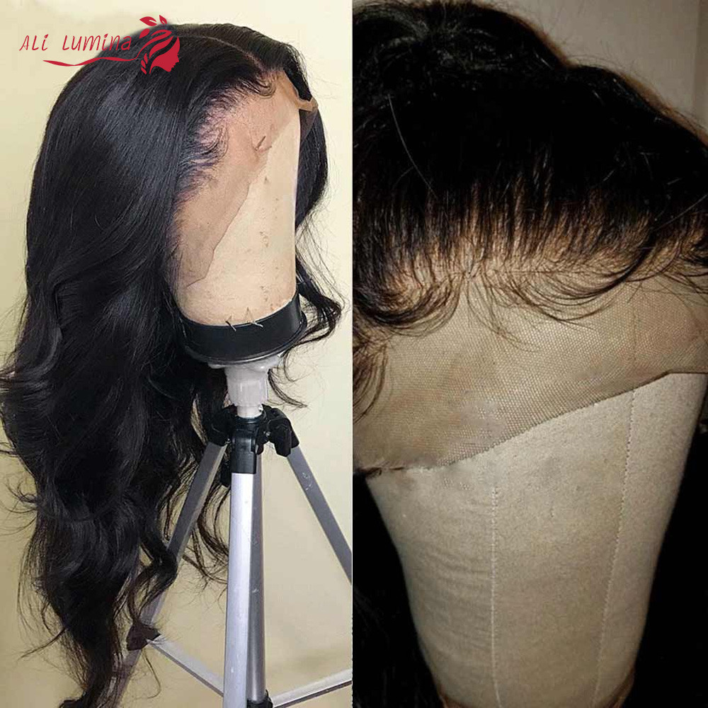 13x4 Lace Front  Wigs  Body Wave Lace Wigs 4x4 2X6 Lace Closure Wigs Pre Plucked With Baby Hair 1