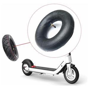 Утолщенная внутренняя трубка, изысканная внутренняя трубка тачки, внутренняя шина, Взрывозащищенная твердая шина для электрического велосипеда, 2 шт.