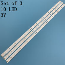TV Lampu Lampu Latar LED Strip untuk Haier LE32B310N LE32B8000T LE32B8500T Bar Kit LED Band LED315D10-07(B) -ZC14-07(A) Penguasa(China)