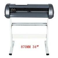 34 Cutter Vinyl Cutting Plotter Machine with Software DESIGN/CUT