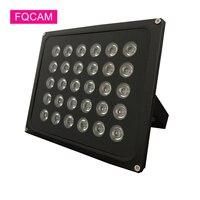 Cámara CCTV, luz infrarroja llena, lámpara impermeable CA 220V, iluminación Led de seguridad IR visión nocturna, iluminador de relleno para cámaras