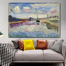 Matisse Simple Ccolor Painting Canvas Prints Living Room Home Decoration Modern Wall Art Oil Posters Pictures