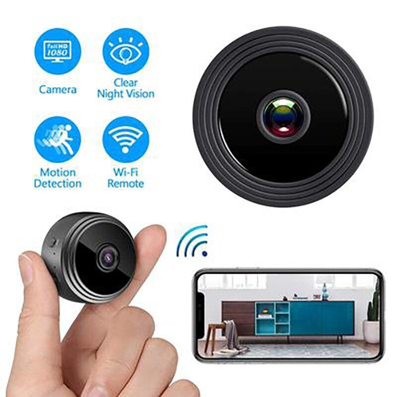 A9 Camera Wireless Wifi Monitoring Equipment Night Vision Micro-camera Small-sized Camera Monitoring Mini Camera