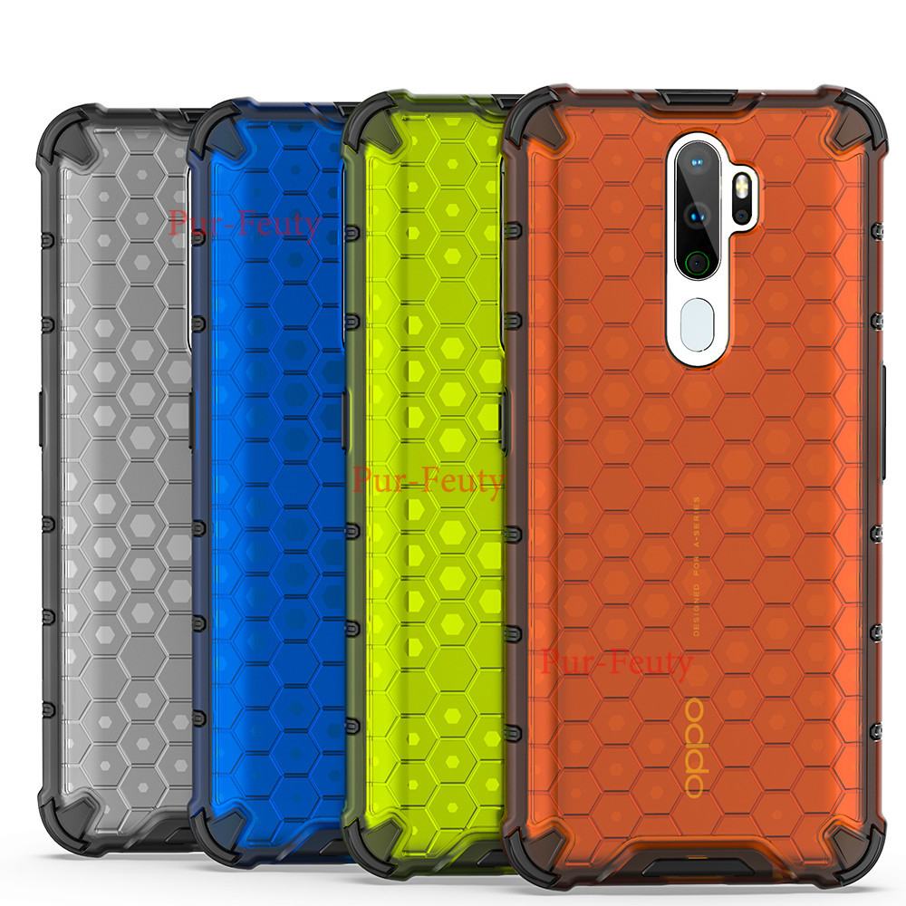 for Realme X2 Pro 5 Pro C2 fashion Shockproof <font><b>Case</b></font> for <font><b>OPPO</b></font> A9 <font><b>A5</b></font> <font><b>2020</b></font> F11 F9 A8 A31 A5S A3S Reno 2 2Z 2F 3 Pro A1K Phone Cover image