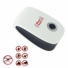 AC100-240V Multifunctional Ultrasonic Anti Mosquito Insect Repeller Mouse Cockroach Pest Reject Repellent Equipment