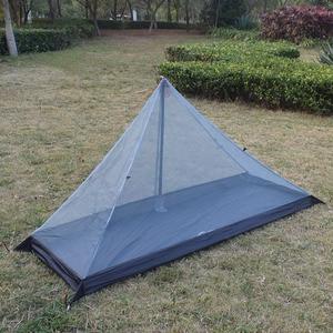 Image 5 - 340 גרם 3 עונות T דלתות עיצוב יתד פינת קל במיוחד חיצוני קמפינג אוהל fit ביותר פירמידת אוהל