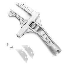 Adjustable Spanner Repair-Tool Bathroom-Wrench Water-Pipe Sink Open Multifunctional