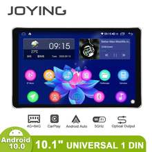 "Joying 10 ""android система Авторадио 1 din Радио Стерео"