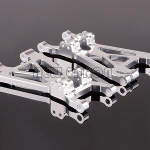 Image 5 - ENRON 2P #85238 Suspension en aluminium, pour HPI SAVAGE Flux HP A ARMS1 XL X 2350 4.6 21 25 SS 5.9 4.1, nouveau