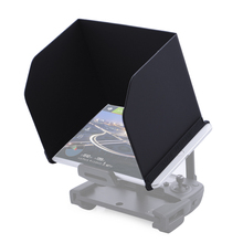 Phone Tablet SunShade for DJI Mavic Pro Air Spark Phantom 4 3 Mavic 2 Zoom Drone ControllerFolding Hood Sun Shade 4.7 5.5 7.9 все цены