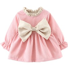 Newborn Baby Girl Clothes Dress For Girl Winter Baby Clothes