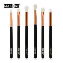 Лидер продаж набор кистей для макияжа глаз 6 упаковок инструменты