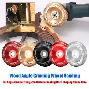 16 22mm szlifowanie łukowe taca herbaciana kształtowanie tarcza szlifierska tarcza do polerowania obróbka drewna tarcza szlifierska tarcza polerska tanie i dobre opinie CN (pochodzenie) Woodworking KRĄŻEK ŚCIERNY gold (inner diameter 16mm) silver (inner diameter 22mm) carpentry Woodworking sharpening plate