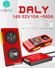 14S 52V 48V 20A 30A 40A 60A 80A 100A 120A 150A 200A 250A Li ion Lipo Lithium Battery Protection Board for Daly BMS Balance eBike
