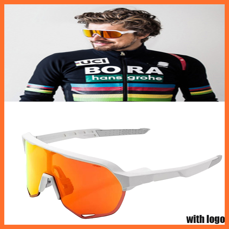 Cycling Sunglasses Eyewear Le-Collection Speed-Sagan 100-Peter NEW S2 title=