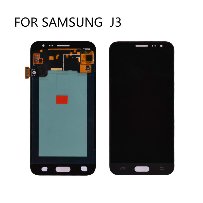 100% TEST ORIGINAL OLED Display Für Samsung Galaxy J3 2016 <font><b>J320</b></font> J320A J320F J320P J320M J320Y Touchscreen image
