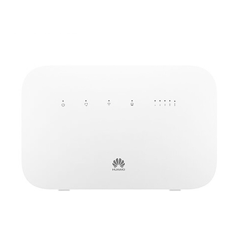 Unlocked Huawei B612 B612s 51d Router 4G LTE Cat6 300Mbs CPE Router +2pcs 4G Antennas
